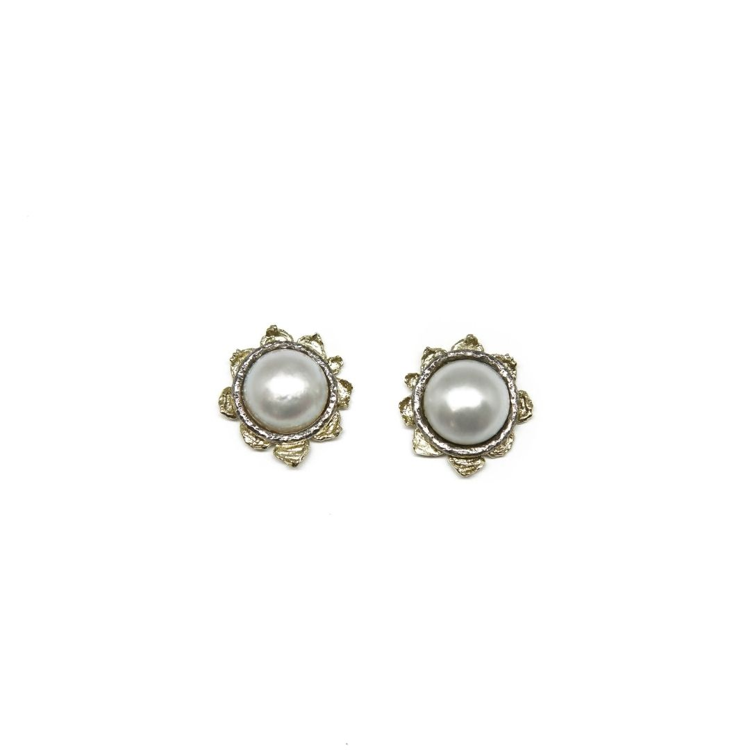 stay strong jewels Pendiente perla japonesa